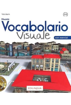 Nuovo Vocabolario Visuale Con Esercizi +Cd Audio - Telis Marin