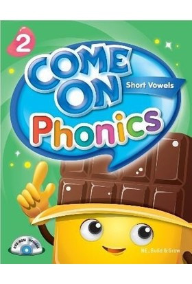 Come On, Phonics 2 sb With Dvdrom +Mp3 Cd + Reader +Board Games - Lisa Young;Amy Gradin