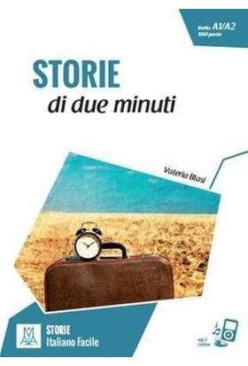 storıe Di Due Minuti +Mp3 Online (A1-A2) - Valeria Blasi