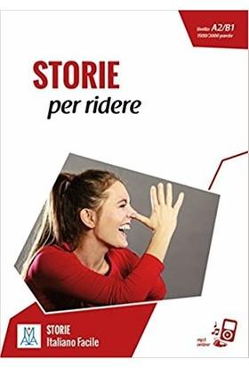 storıe Per Ridere +Mp3 Online (A2-B1)