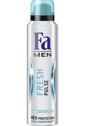 Fa Deo Spray Men Fresh Pulse 150 Ml