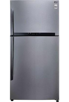 LG GR-M762HLHM A++ 606 lt No-Frost Buzdolabı