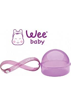Wee Baby Baby Emzik Saklama Kabı - Mor
