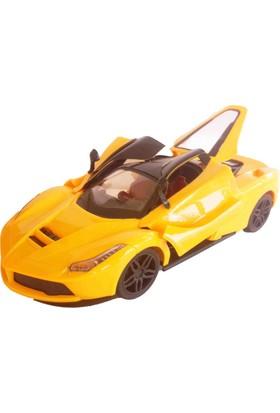 Erd Rc Uzaktan Kumandalı Spor Araba 1:16 Lamborghini 27 Cm Sarı