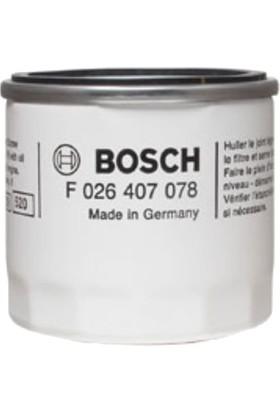 Bosch Ford Fiesta, Focus 1.4 1.6 Benzinli Yağ Filtresi