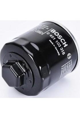 Bosch Polo, İbiza 1.4 Cgg 2009-2014 Yağ Filtresi
