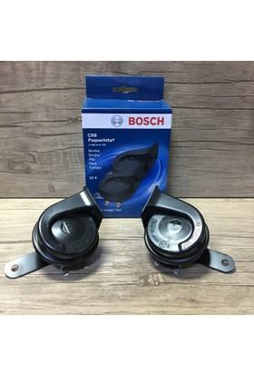 Bosch Salyangoz Dadat Korna Seti Çiftli 12V 410/510Hz 118Db