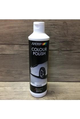 Motip Colour Polish Renkli Cila Beyaz 500Ml