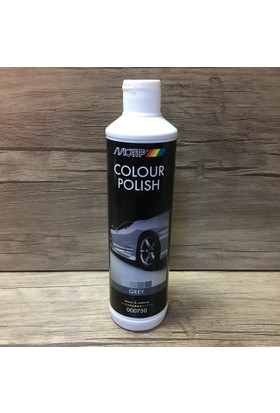 Motip Colour Polish Renkli Cila Gri 500Ml