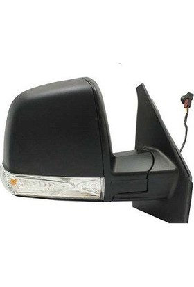 Oem Fiat Doblo 3 Sinyalli Elektrikli Katlanır Sol Yan Dikiz Aynası 2011 Üzeri