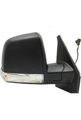 Oem Fiat Doblo 3 Sinyalli Elektrikli Sol Yan Dikiz Aynası 2011 Üzeri