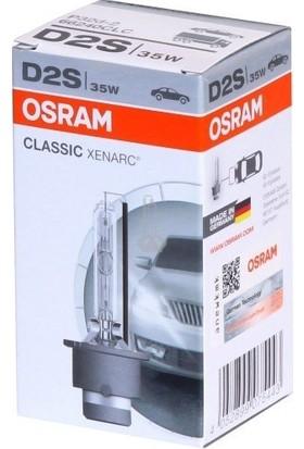 Osram D2S Xeranc Standart Xenon Ampül 12V 35W 4300K