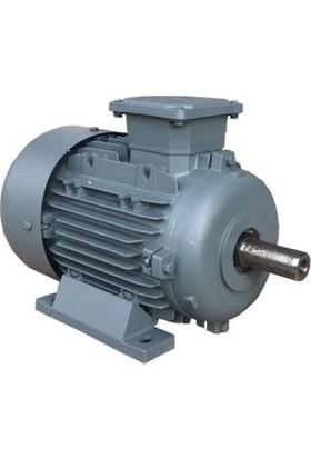 Volt Yüksek Devir Elektrik Motoru 0,55Kw 1500 Devir 380V Ie1 (50 Gövde Redüktör İçin)