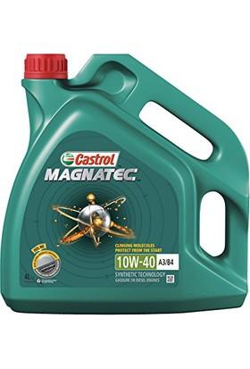 Castrol Magnatec 10W-40 A3/B4 Benzinli Araçlar İçin 4 Litre Motor Yağı (Üretim Yılı: 2020)