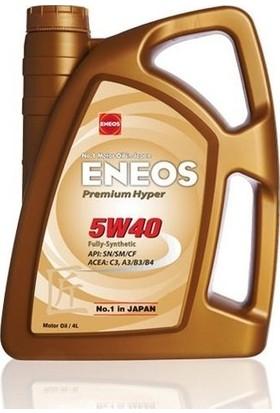 Eneos Premium Hyper 5W-40 4 Litre Motor Yağı ( Üretim Yılı: 2021 )