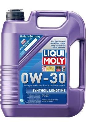 Liqui Moly Synthoil 0W30 Volkswagen Tsi Motor Yağı 5Lt 8977