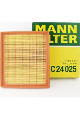 Mann Filtre Mann Bmw F20 , F21 1.16İ, 1.18İ Hava Filtresi 2012 Üzeri