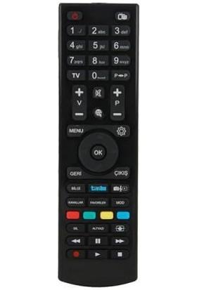 Maza 1659 Tv-Bu Hd-Ip Tv Kumanda