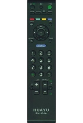 Peace B 1178 Lcd Sony Rm996A(Kk9827) Kumanda