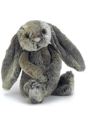 Jellycat Bashful Kahverengi Tavşan Küçük Boy