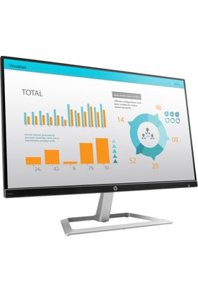 "HP N240 3ML21AA 23.8"" 60 Hz 5ms (Analog+HDMI) Full HD IPS Monitör"