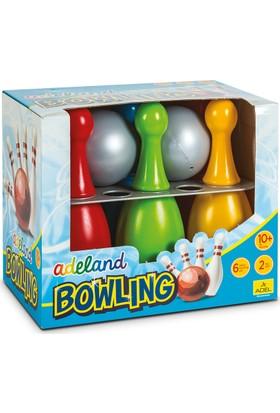 Adeland Bowling Seti 6'lı
