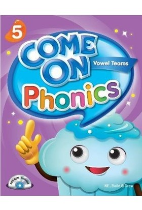 Come On, Phonics 5 sb With Dvdrom +Mp3 Cd + Reader +Board Games - Lisa Young;Amy Gradin