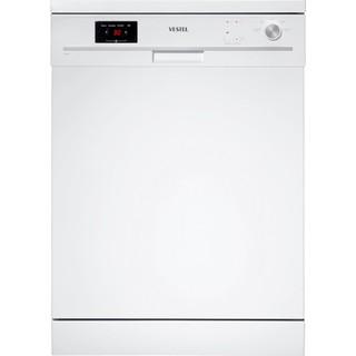 Vestel BM-401 A++ 4 Programlı Beyaz Bulaşık Makinesi