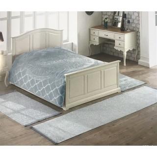 Soley 3`Lü Yatak Odası Halı Seti Lily Mint