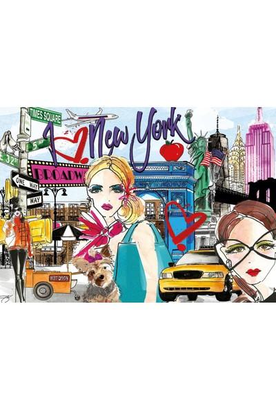 Educa Puzzle Take Me To New York 500 Parça Puzzle