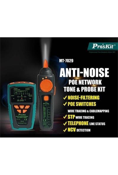 Proskit Mt-7029 Kablo Bulucu & Lan Kablo Test Aleti