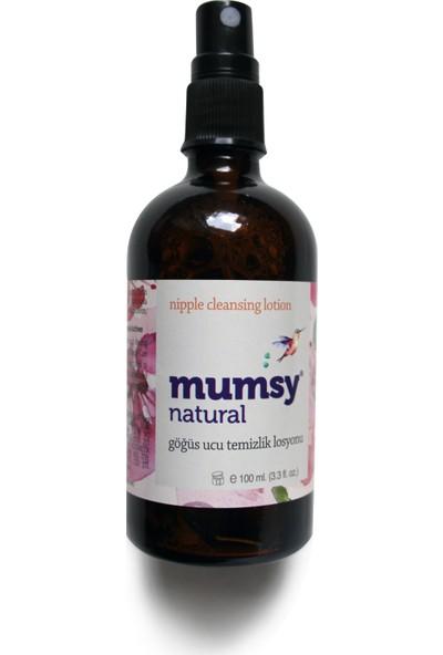 Mumsy Natural Göğüs Ucu Temizlik Losyonu 100 ml