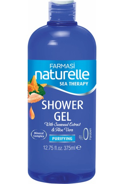 Farmasi Naturelle Deniz Mineralli Duş Jeli 375 Ml