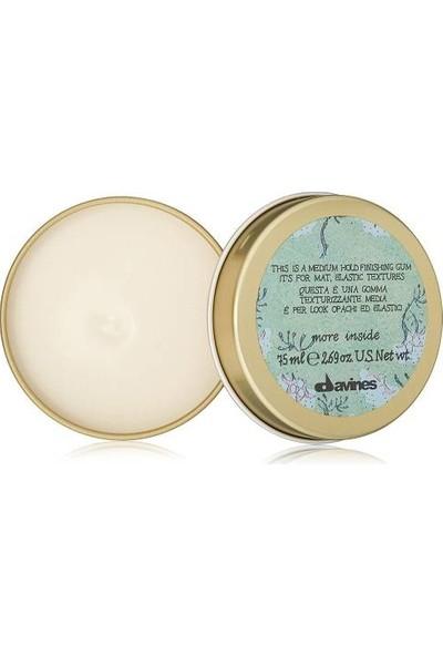 Davines Medium Hold Finishing Gum Orta Tutucu Sonlandirma Sakizi 75 ml