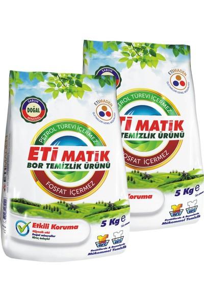 Etimatik Genel 5 Kg 2'li Paket