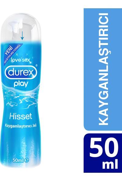 Durex Play Kayganlaştırıcı Jel Hisset 50 ml