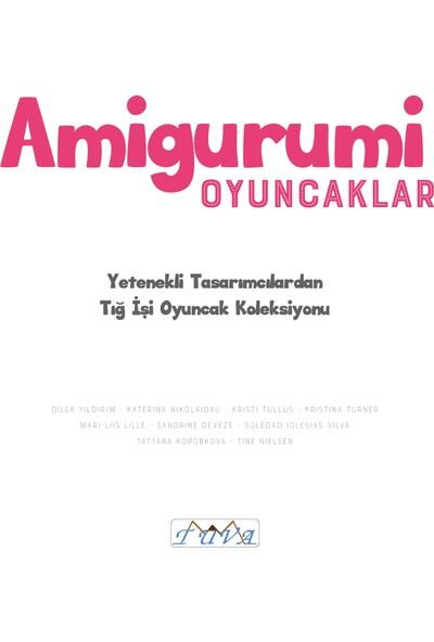 Amigurumi Oyuncaklar - 23 Tığ İşi Oyuncak