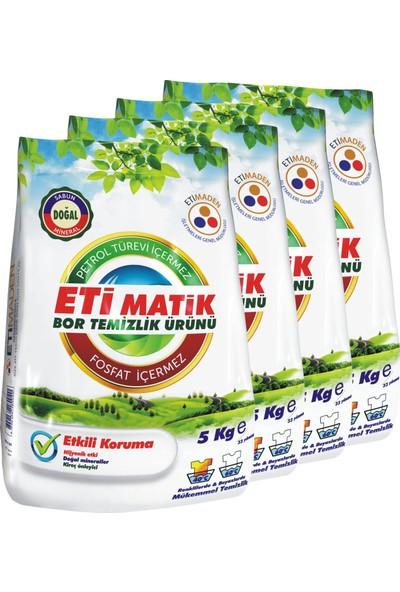 Etimatik Genel 5 Kg 4'lü Paket