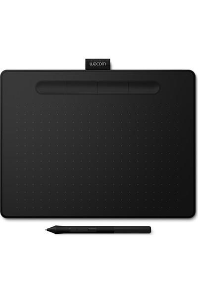 Wacom Intuos Small CTL-4100WLK-N BLACK Grafik Tablet