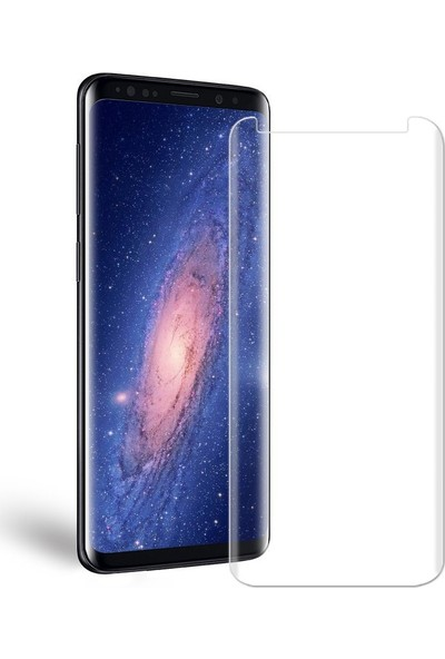 Buff Samsung Galaxy S9 Darbe Emici Ekran Koruyucu Film