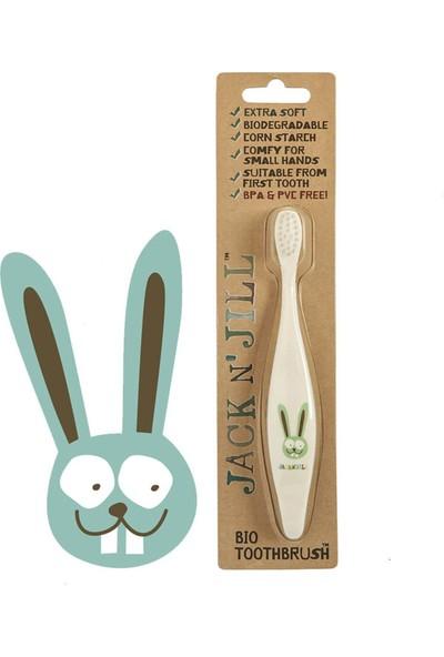 Jack N' Jill Toothbrush Bunny Çocuklar İçin Diş Fırçası