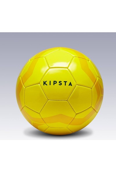 Kipsta First Kick Futbol Topu 4 Numara 8 - 12 Yaş Çocuk Sarı