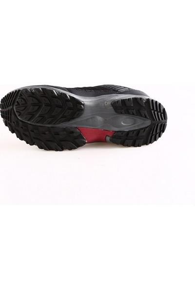 M.P Erkek 181 - 1718 - Mr Earnest - Iı Training Spor Ayakkabı Siyah