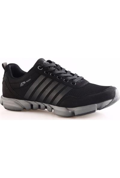 M.P Erkek 181 - 1809 - Mr Teach Running Spor Ayakkabı Siyah
