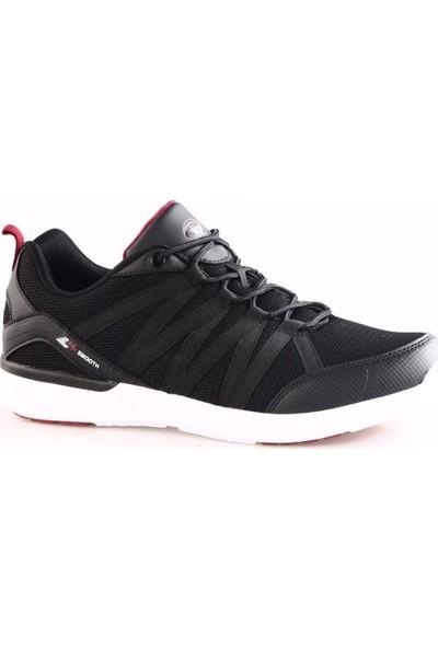 M.P Erkek 181 - 1816 - Mr Smootn Running Spor Ayakkabı Siyah