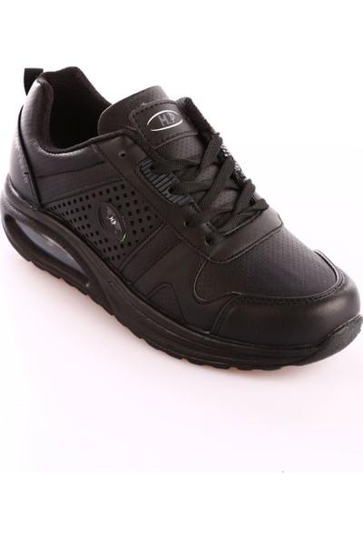 M.P Kadın181 - 6712 - 1 Sport Casual Ayakkabı Siyah