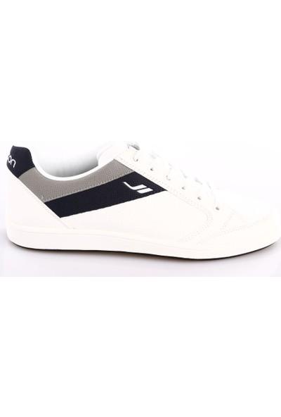 Lescon Erkek L - 5541 Sneakers Ayakkabı Beyaz