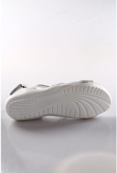 Venüs Kadın 206Y Sandalet Beyaz