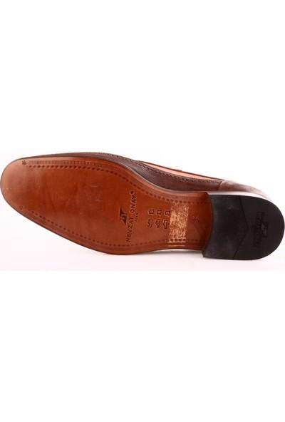 Nevzat Onay Erkek 2667 - 052 Kösele Ayakkabı Safran