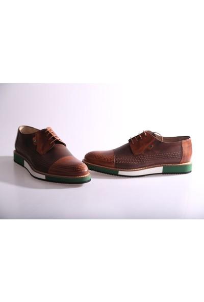 Nevzat Onay Erkek 3840 - 530 Eva Taban Klasik Ayakkabı Safran